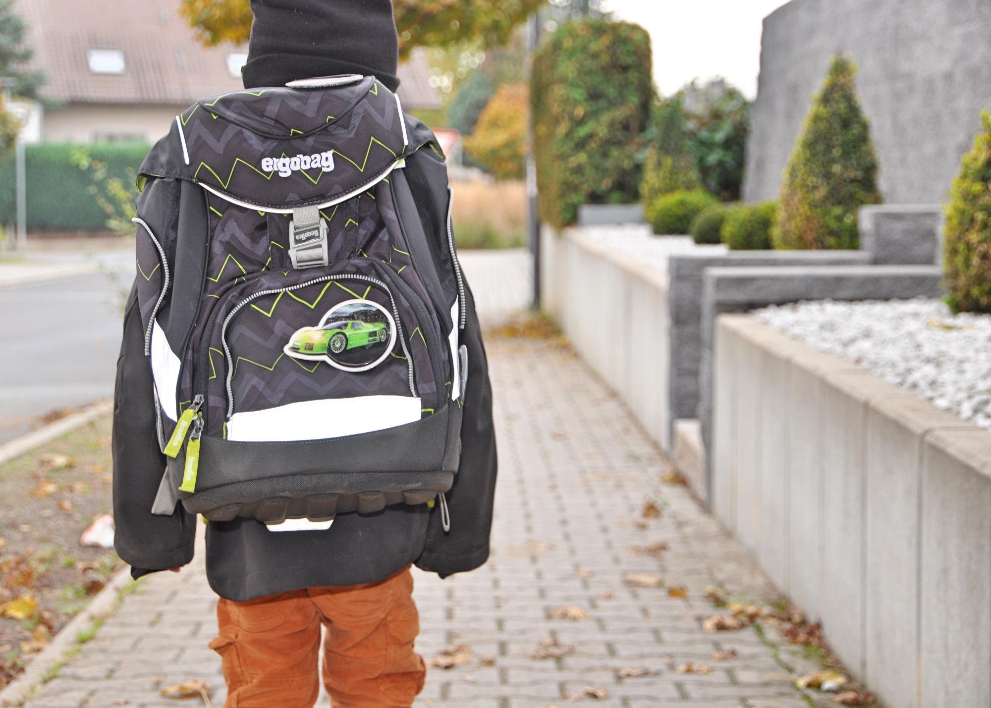 Schulweg - Hab Vertrauen in dein Kind #Grundschule #Kind #Tipps #Vertrauen #Schulkind #Schule
