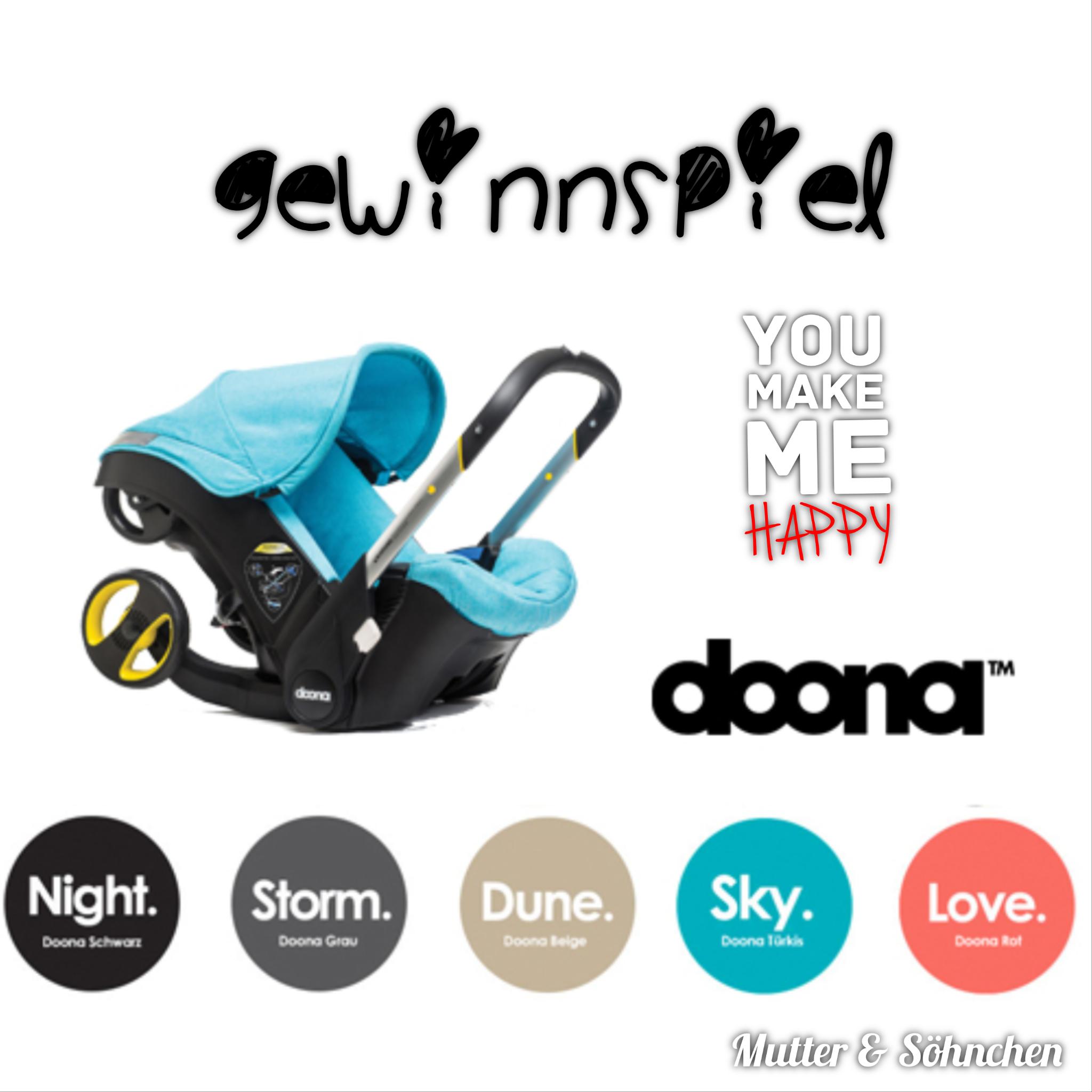 Tag 4: Doona in deiner Lieblingsfarbe #Gewinnspiel