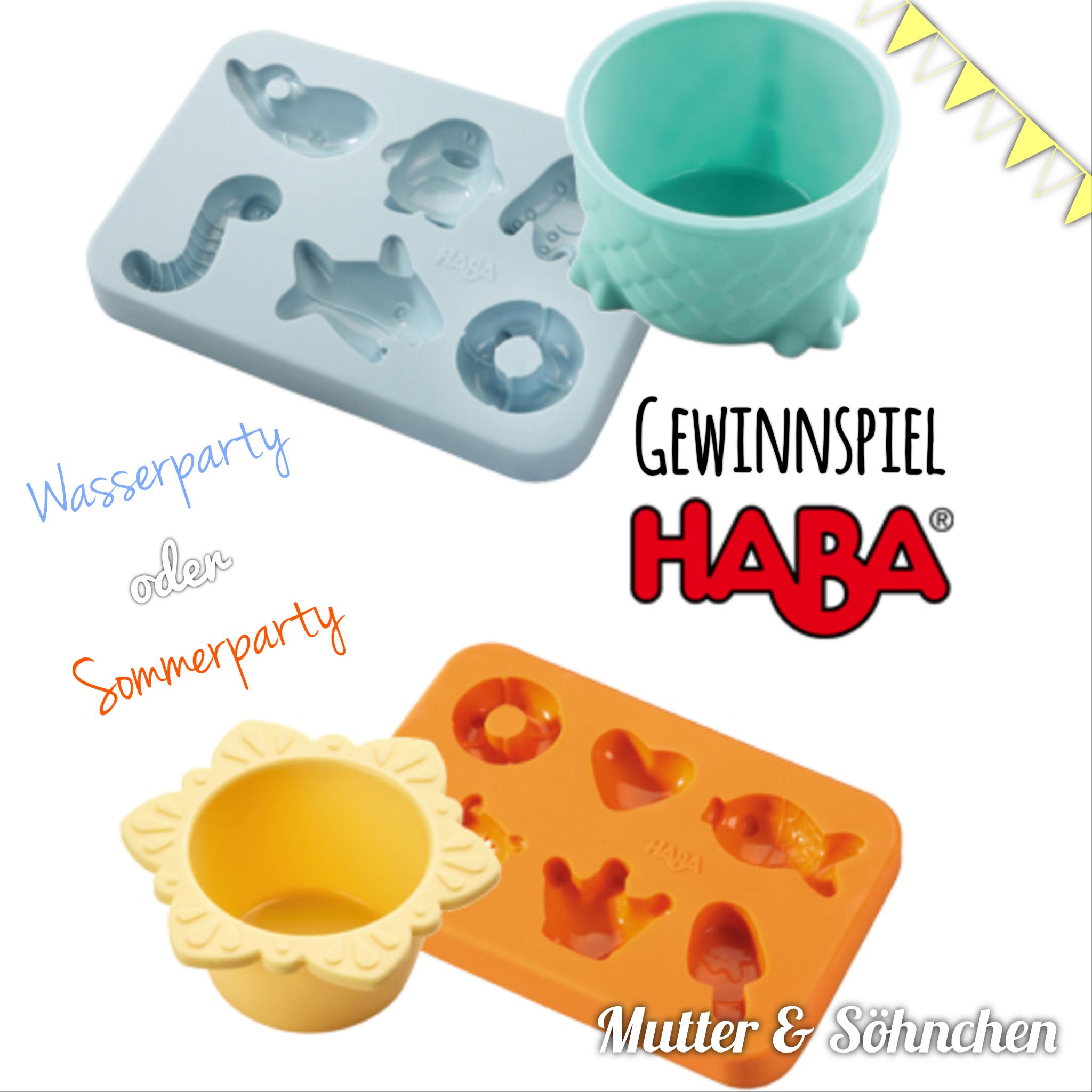Tag 1: HABA Partysets #Gewinnspiel
