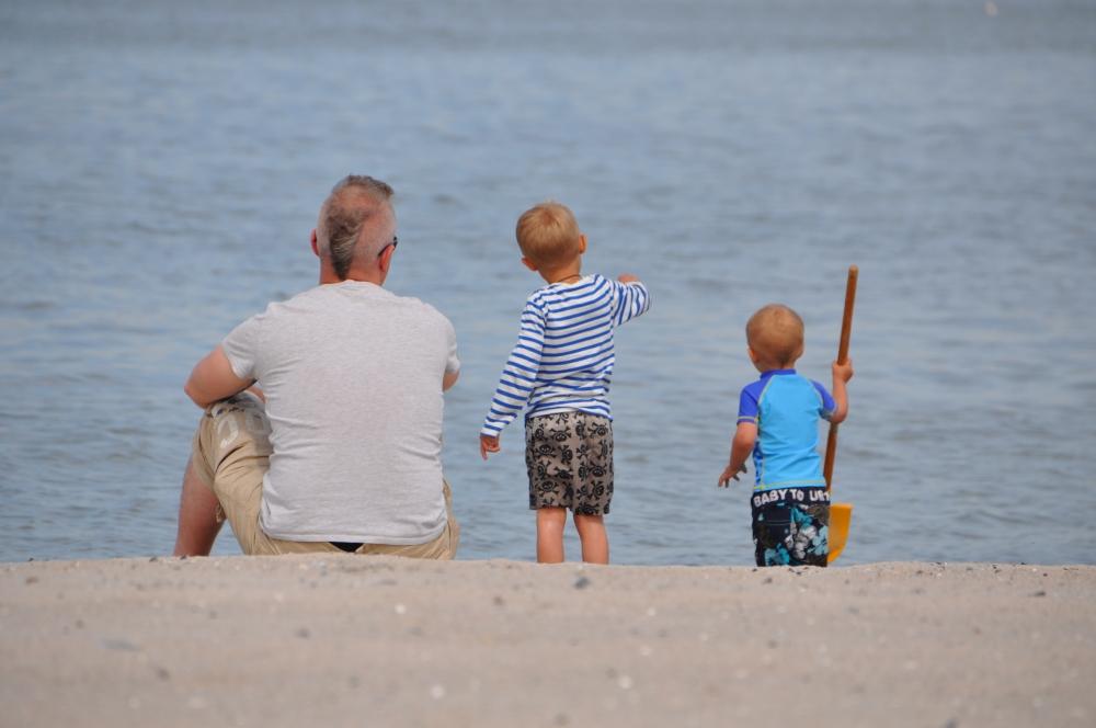 Papa ist der Größte – Leben mit Papakindern